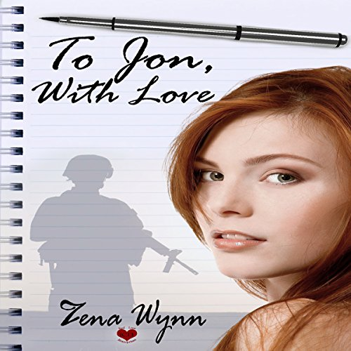 To Jon, with Love audiobook cover art