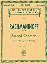rachmaninoff concerto 2 piano sheet music