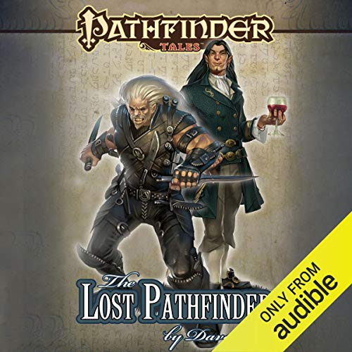 The Lost Pathfinder cover art