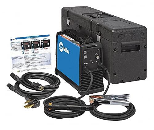 Miller Electric Stick Welder, Maxstar 161 S Series, Input Voltage: 120V/240V - 907709001
