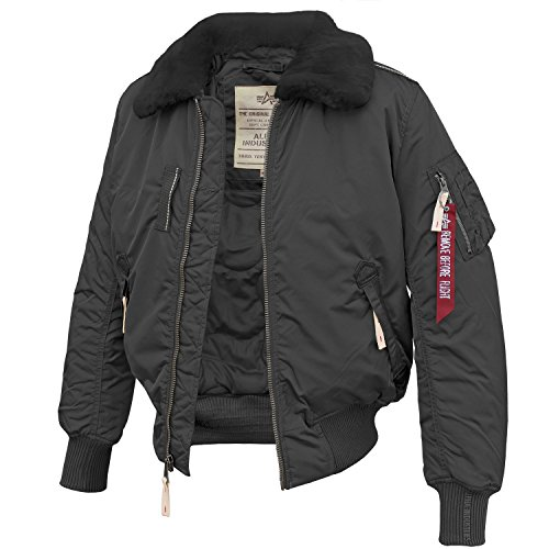 Alpha Industries Injector III schwarz - XXL