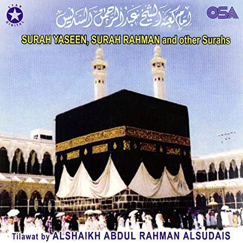 Alshaikh Abdul Rahman Alsudais