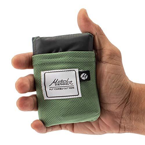 [マタドール]Matadorポケットブランケット2.0レジャーシートコンパクト撥水2~4人用ブランケット軽量MATL3001GGアルパイングリーンPocketBlanketAlpineGreen[並行輸入品]