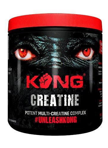 Matrix Nutrition Kong Creatine Monohydrate Ethyl Ester Nitrate Gluconate 350g.