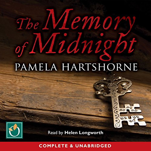 The Memory of Midnight audiobook cover art