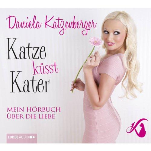 Katze küsst Kater audiobook cover art