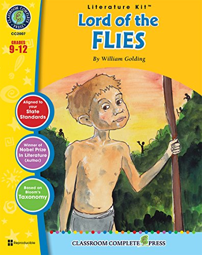 Lord of the Flies - Novel Study Guide Gr. 9-12 - Classroom Complete Press