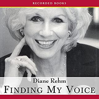 Finding My Voice audiobook cover art