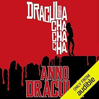 Dracula Cha Cha Cha audiobook cover art
