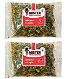 Jalapeno a scaglie (30 g x 2) - Mister Peperoncino
