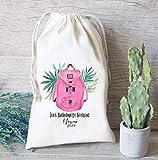 Bachelorette - Kit de supervivencia para niñas, bolsa de fin de semana