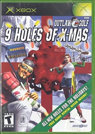 Outlaw Golf 9 Holes Of X Mas