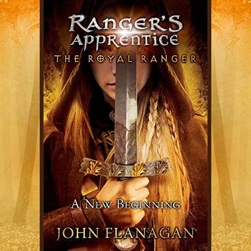 Couverture de The Royal Ranger: A New Beginning