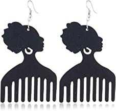 Best earrings afro pick Reviews