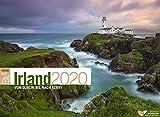 Irland ReiseLust 2020, Wandkalender im Querformat (45x33 cm) - Natur- und Reisekalender mit Monatskalendarium - Ackermann Kunstverlag