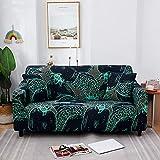 WXQY Sala de Estar Cubierta de sofá elástica Cubierta de sofá elástica sección Cubierta de sofá en Forma de L Cubierta de sillón Cubierta de sofá A26 1 Plaza