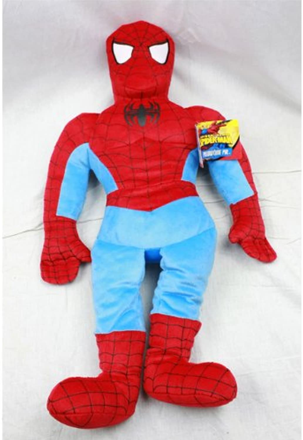 Spider-Man 25  Spiderman Pillowtime Pal Plush Toy Stuffed Cuddle Pillow