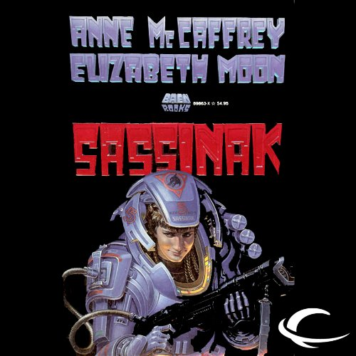 Sassinak cover art