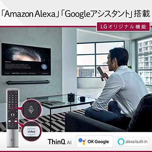 LG48型4Kチューナー内蔵有機ELテレビOLED48CXPJAAlexa搭載2020年モデル