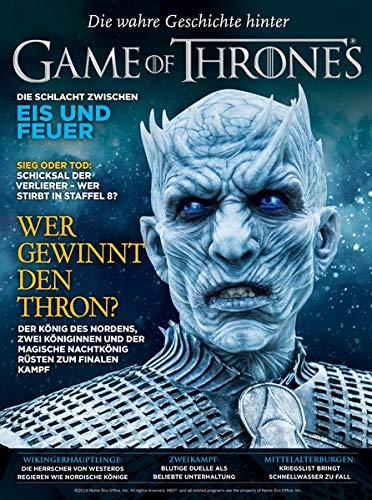 Game of Thrones: Special zur 8. Staffel. Wer gewinnt den Thron? Die wahre Geschichte hinter Game of Thrones