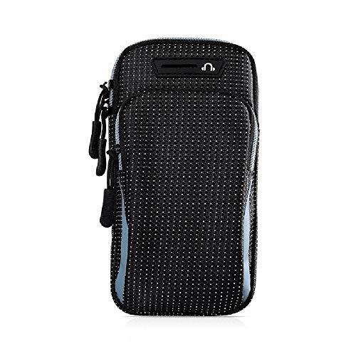 Gypsophila Color Matching Bag Outdoor Herren Und Damen Sport Armtasche Star Cloth Running Arm Tasche FüR Handys Unter 6,5 Zoll