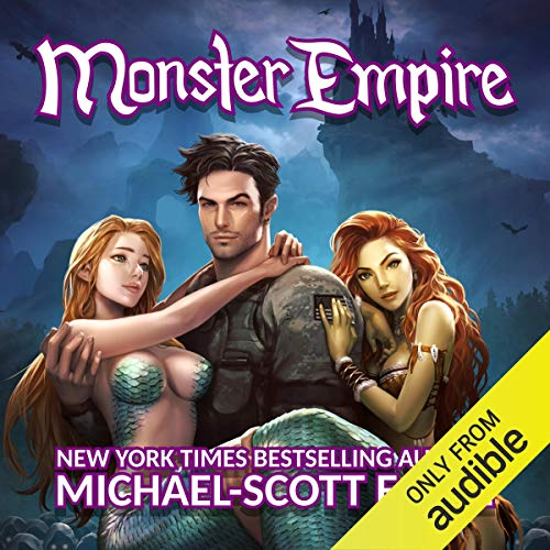 Couverture de Monster Empire