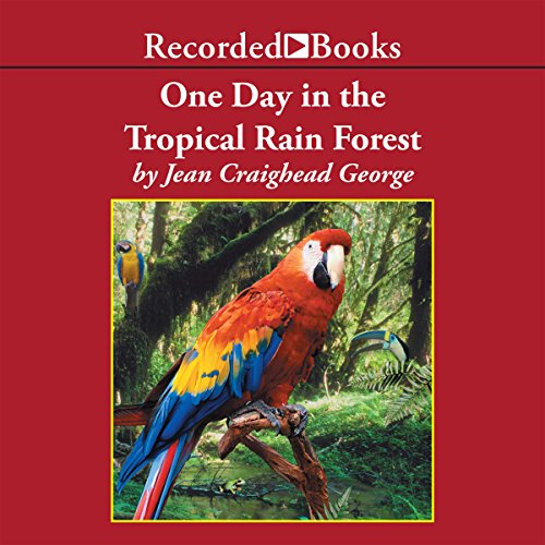 One Day in the Tropical Rain Forest audiobook cover art