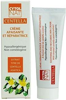 CYTOLNAT® Centella 50 ml Crema reparadora y calmante – Centella Asiática – Hipoalergénica y no comedogénica