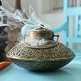 Sadhubela® Degchi Dhoop Pot - Antique Finished Incense Holder incense cones Mar, 2021