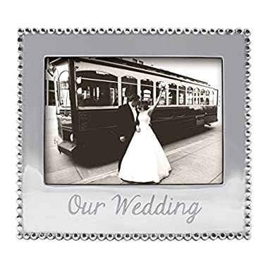 Mariposa  Our Wedding Frame, 5  x 7
