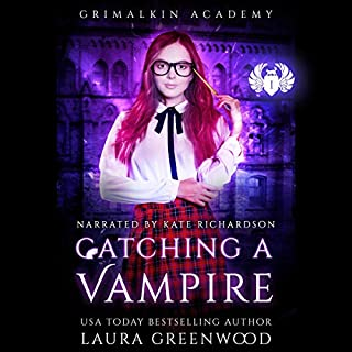 Catching a Vampire cover art