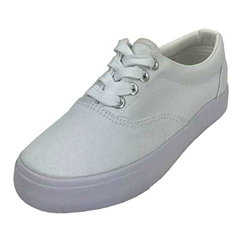 5d91ce25ccd Kids Classic Lace-Up Tennis Skate Sneakers