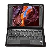 Sutinna Tastiera Universale per Tablet Bluetooth da 7/8 Pollici, Tastiera touchpad con orario di Lavoro Lungo 100 Ore con Custodia Protettiva per Android/iOS/Windows