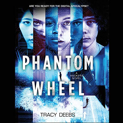 Phantom Wheel audiobook cover art