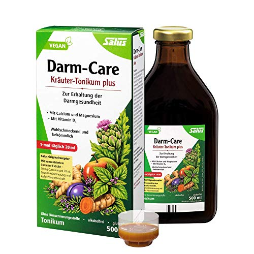 Salus Darm-Care Kräuter-Tonikum plus, 500 ml Tonikum
