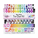 Tulip One-Step Tie-Dye Kit Party Supplies, 18 Bottles Tie...