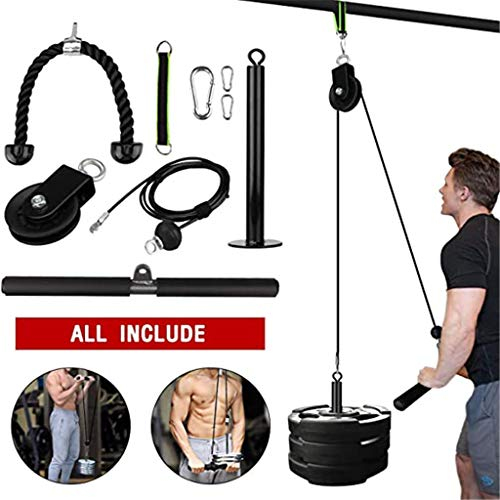 Fitfulvan 9PC Indoor and Outdoor Lifting Forearm Arm Strength Fitness Equipment - for Fitness,Training,Physical Therapy,Home Workouts