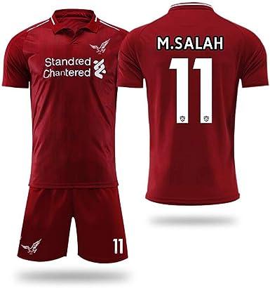 YIZHEN Liverpool F.C.-Mohamed Salah 11 -Football Sports Fan ...