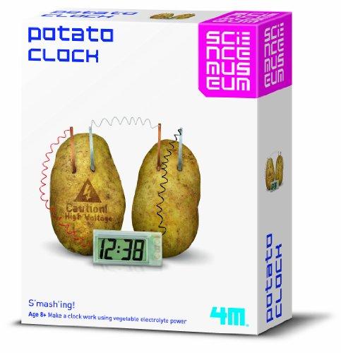 Great Gizmos 4365SM - Green Science, juego de experimento con patatas , color/modelo surtido