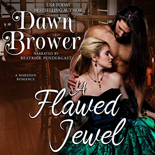 A Flawed Jewel  By  cover art