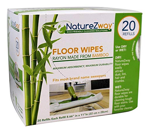 Naturezway Wipe Floor Bamboo,