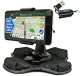 ChargerCity Nonslip Beanbag Friction Mount...