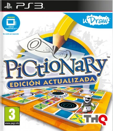 Pictionary Ultimate Edition [Import spagnolo]