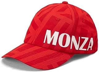 Ferrari Scuderia F1 Special Edition Monza Baseball Hat Red
