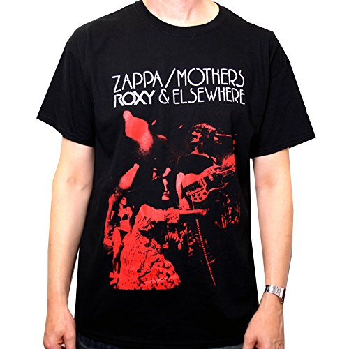 Frank Zappa T Shirt - Roxy & Elsewhere 100% offizielle US Import