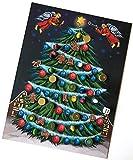 Spieltz Weihnachtsspiel O Tannenbaum! Familienspiel für Weihnachten + Advent, Brettspiel, 2. Auflage