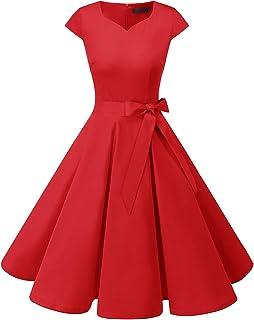 Kleid Abendkleid 32 34 dunkelrot Jerseykleid 3//4 Volantärmel Spitze NEU