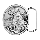 Labrador Retriever Belt Buckle 01-S97 IMC-Retail