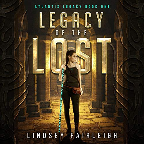 Legacy of the Lost cover art