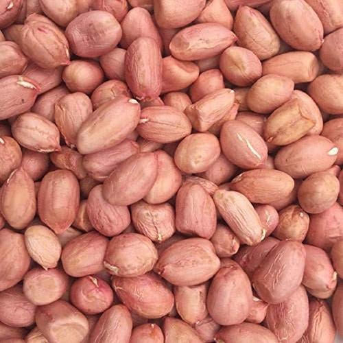 5 LB Bag Raw Spanish Peanuts Grown Organically All Natural Raw Spanish Peanuts Unsalted Unroasted,USA Product, Fresh